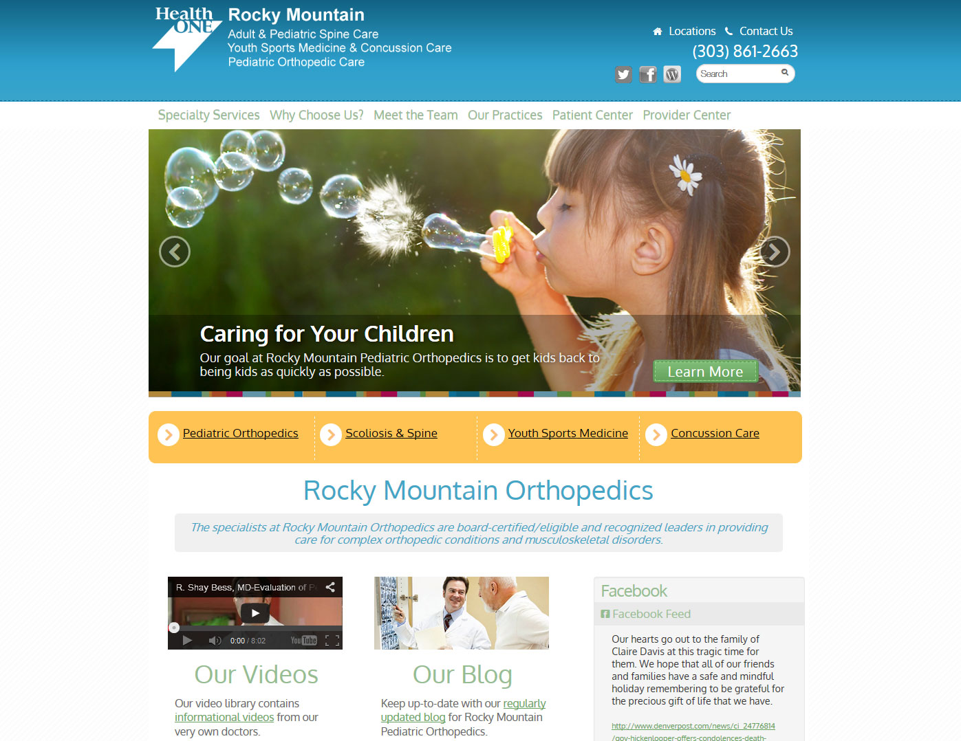 Rocky Mountain Orthopedics