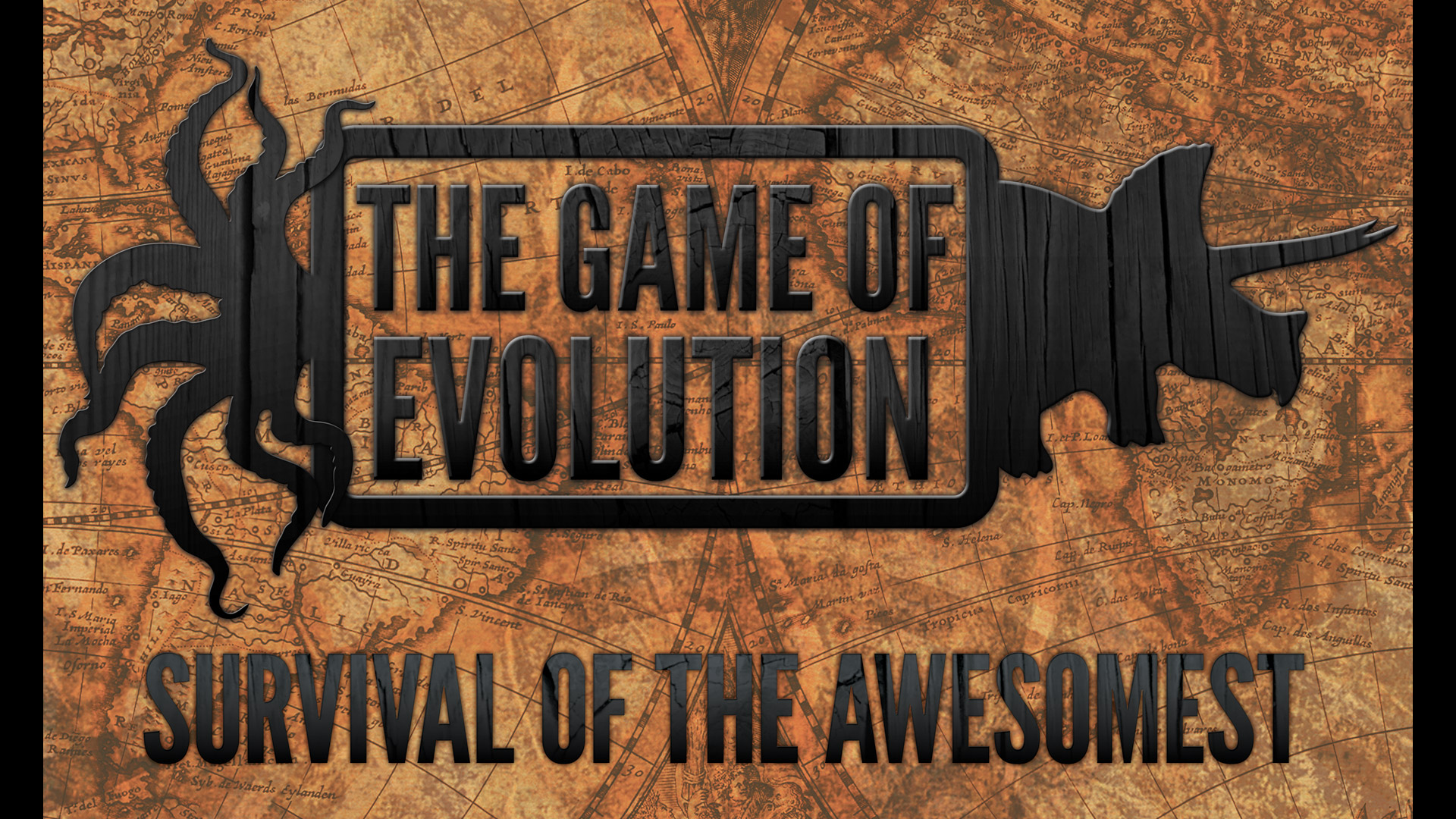 The Game of Evolution Concept Box Art